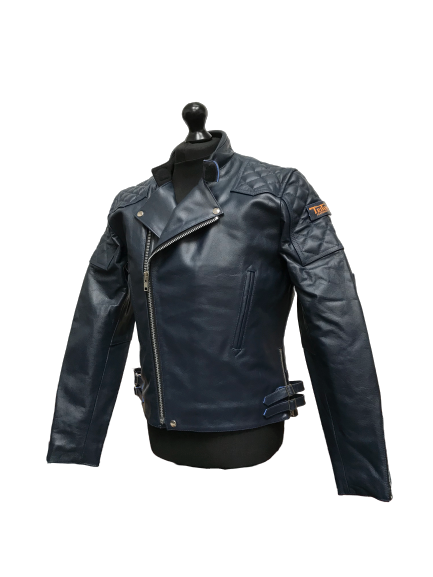 Triton GT-retro classic leather Jackets (Men's)