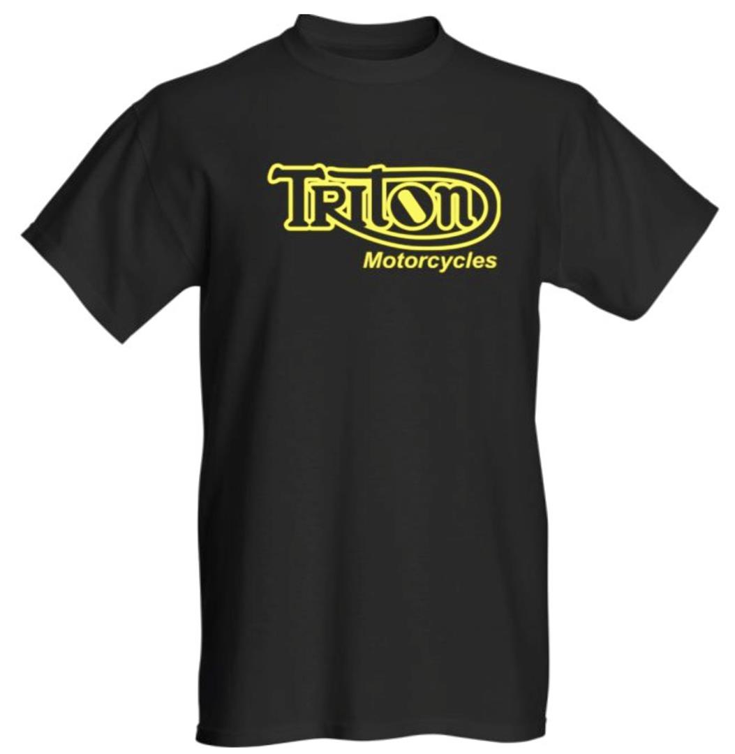 Men's (Black) Triton T-Shirt